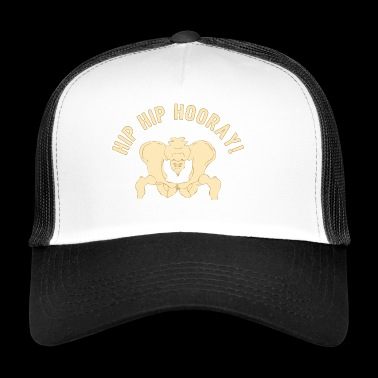 Cadeau Hip Hip Hourra - Trucker Cap