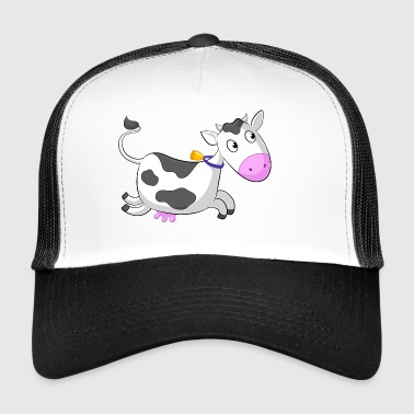 Galloping Cow tegneserie - Trucker Cap