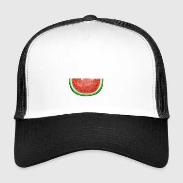 Watermelon Inside - Watermelon - Baby Pregnant - Trucker Cap