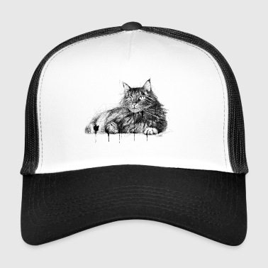 Le chat - Trucker Cap