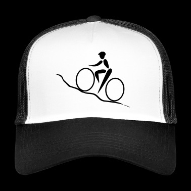 Cycling Trail - Trucker Cap