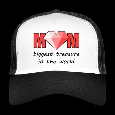 Biggest Treasure - Trucker Cap