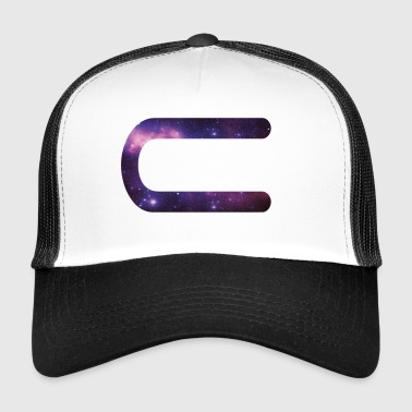 SPACE-C - Trucker Cap