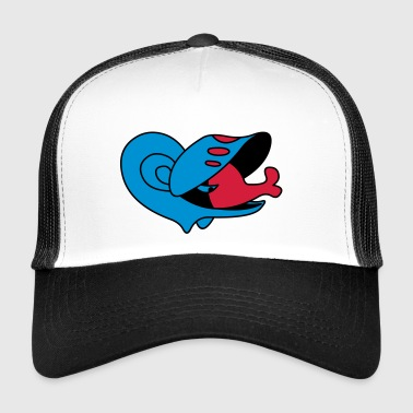 coquille d'escargot - Trucker Cap