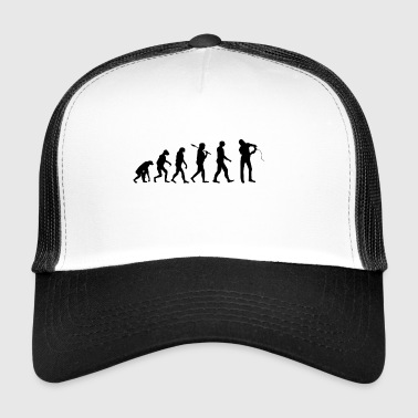 Gamer Evolution Video Games - Trucker Cap