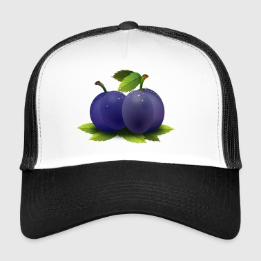 veggie Veggie prune prune fruits1 - Trucker Cap
