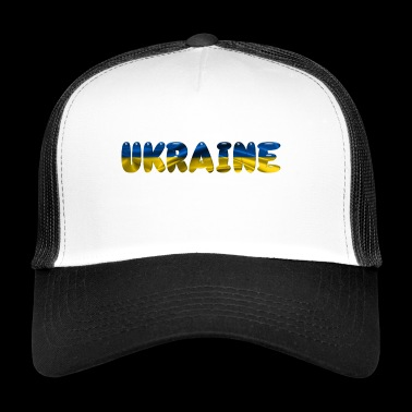 Ukraine - Trucker Cap