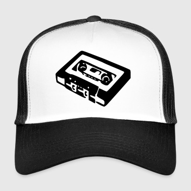 Kassette Old School - Trucker Cap