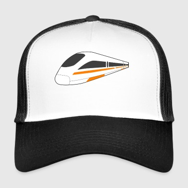 Train rapide - Trucker Cap