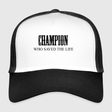 champion - Trucker Cap