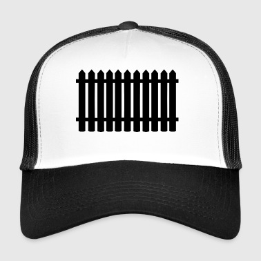 fence - Trucker Cap