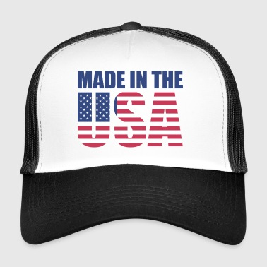 Made in USA - Trucker Cap