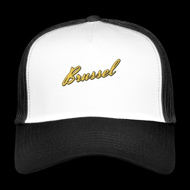 Brussels - Trucker Cap