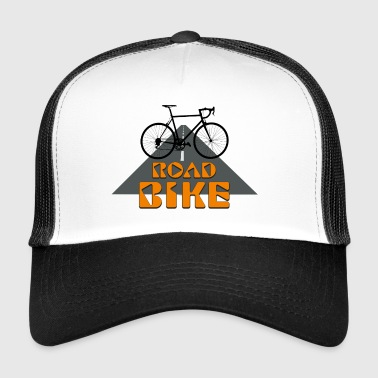 Road Bike - Trucker Cap
