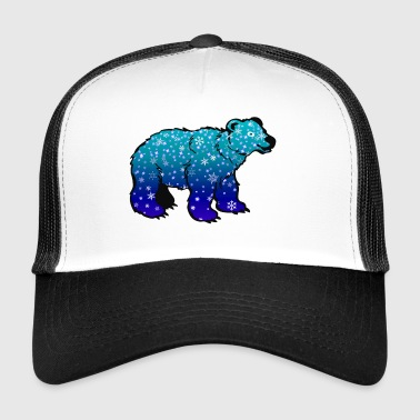 Polar Bear - Trucker Cap