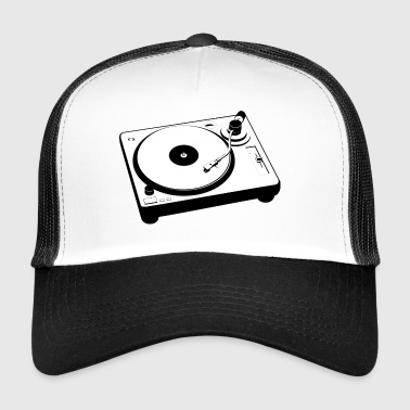 Turntable Mischpult - Trucker Cap