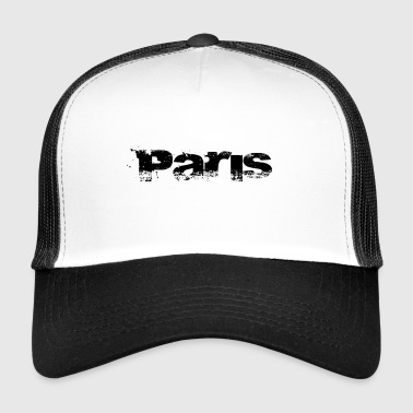 Paris - Trucker Cap
