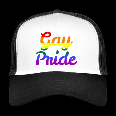 Gay Pride - Trucker Cap