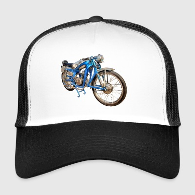 motorcycle - Trucker Cap