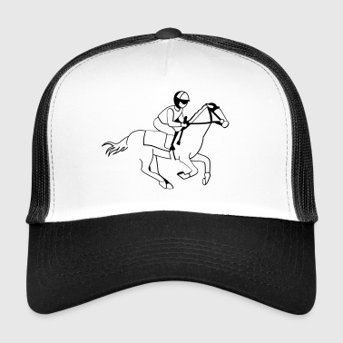 Jockey - Horse Racing - Trucker Cap