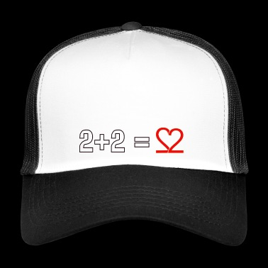 logical love - Trucker Cap