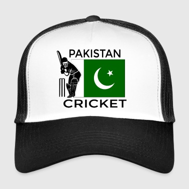 Pakistan Cricket - Trucker Cap