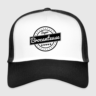 Super brocanteuse - Trucker Cap
