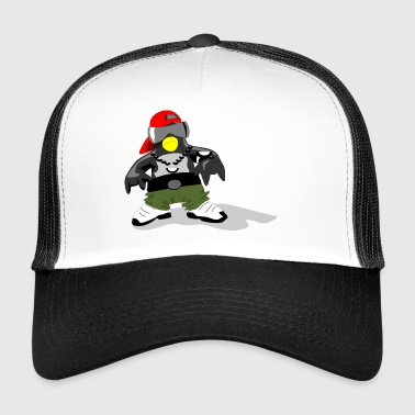 Hip Hop Penguin - Trucker Cap