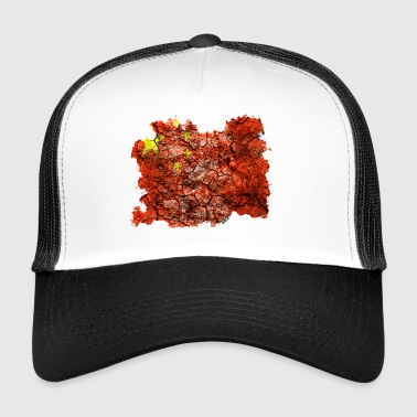 China Vintage Flagge - Trucker Cap