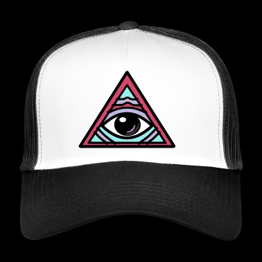 Illuminati gift idea - Trucker Cap