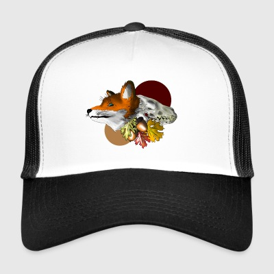 Autumn Foxey - Trucker Cap