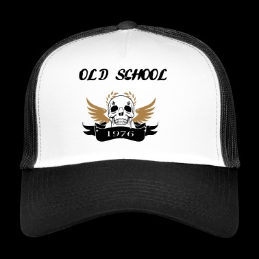 old school 1976 - Trucker Cap