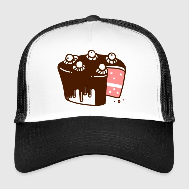 Cake partners Shirt - yummy mummy - Trucker Cap