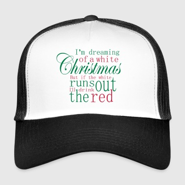 Christmas slogan - Trucker Cap