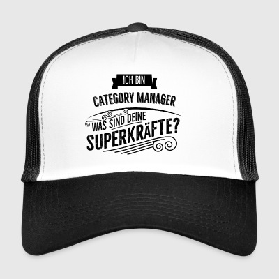 Category Manager - Trucker Cap