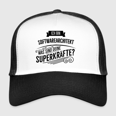 Softwarearchitekt - Trucker Cap