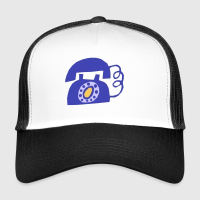 phone - Trucker Cap