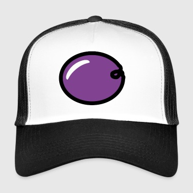 veggie Veggie prune prune fruits2 - Trucker Cap