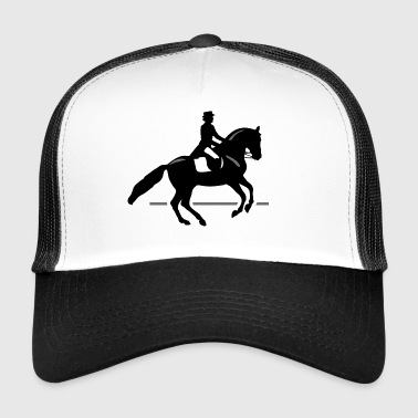 Equitation - Trucker Cap