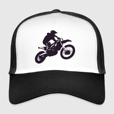 motorcross - Trucker Cap