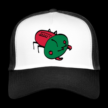 bug color - Trucker Cap