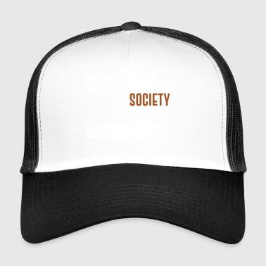 Supercar Society Logo Car - Trucker Cap