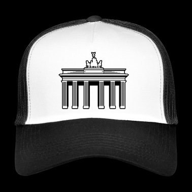 Brandenburg gate - Trucker Cap
