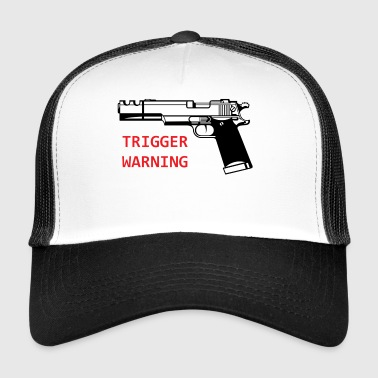 Anti-Snowflake Trigger Varning Collection - Trucker Cap