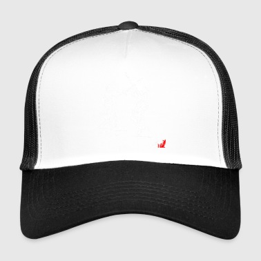 SWORD - Trucker Cap