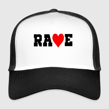 rave - Trucker Cap