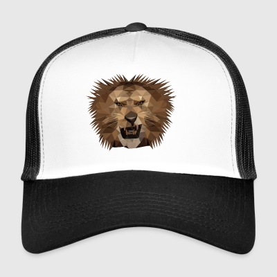 Angry Lion - Trucker Cap