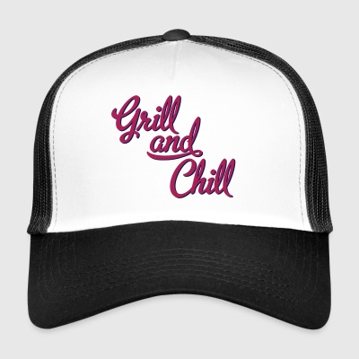 barbecue 2541614 15319620 - Trucker Cap