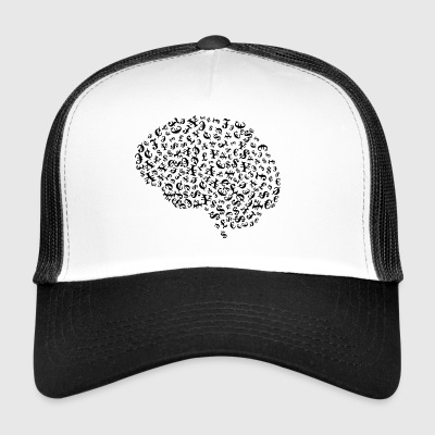 Money Brain - Trucker Cap