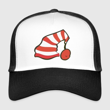 Gnome Hat - Trucker Cap